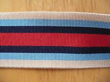 Afghanistan Medal Ribbon, OSM, Full Size, Army, British