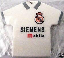 Rubberised keychain * Spanish football club Real Madrid