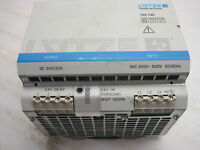 USED LUTZE 722746 POWER SUPPLY