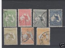"""Australia 1913-14 """"Roos a 4d fu/gu"""