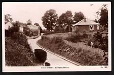 Bowerchalke nr Fovant & Salisbury. High St by Penny, B~