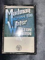 Elton John - Madman Across The Water - Cassette Tape