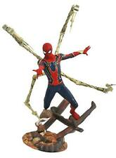Diamond Select Marvel Premiere Avengers 3 Infinity War Iron Spider-Man Statue