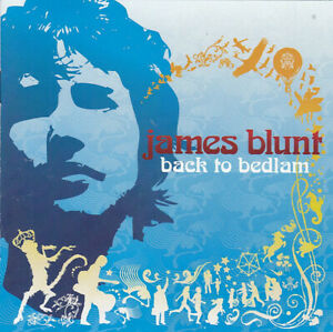 * DISC ONLY * / CD /  James Blunt – Back To Bedlam