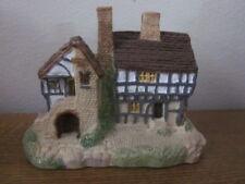 Bernard Pearson Village Bakery British Heritage Pottery Building House Figurine