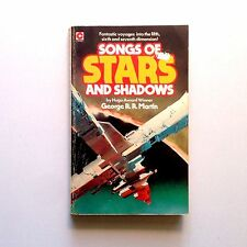 Songs Of Stars And Shadows ~ GEORGE R.R. MARTIN. 1st Coronet Edition. Oz Seller!