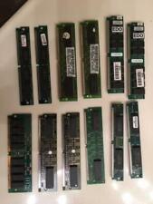 lot of 12, Apple,IBM,8MB,4mb,EDO,parity,70ns,60NS 2MX32, 72 Pin SIMM, Memory,Ram