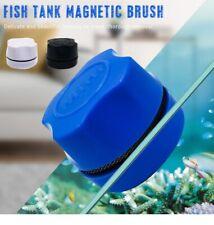 Aquarium Fish Tank Magnetic Clean Brush Gallon Water Glass Cleaner