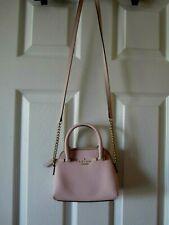KATE SPADE NWOT Mini Maise Crossbody Light Pink Handbag