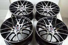 17 Wheels Cobalt Integra Aveo Tiburon Spectra Miata Cooper iQ 4x100 4x114.3 Rims