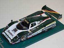 1/18 AB Models Jaguar XJR12 from the 1991 24 Hours of LeMans #36