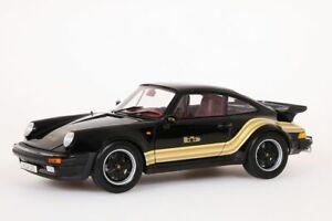 Porsche 911 Turbo 3.3L BBuchmann schwarz Norev 1:18 NEU 187543