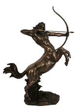 Centaur Cold Cast Bronze Resin statue - Part man Part horse Kentauros Mythology