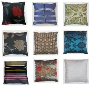 "HOME CUSHION COVER SIZE 16"" X 16"" 