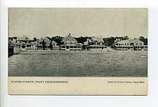 Cape Cod MA Mass Wareham, Water Street, Point Independence, Cottages, early