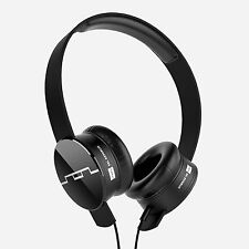 SOL REPUBLIC 1202-61 Tracks On-Ear Interchangeable Headphones with 1-Button Mic