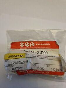 suzuki vl 125 07 intruder rear wheel brake cam spindle p/n 64441-21d00