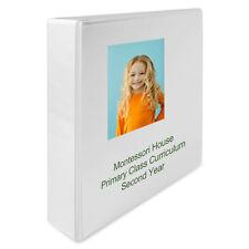 Montessori Teaching Album Kindergarten 2