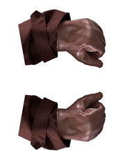 Watchmen Costume Accessory, Mens Rorschach Gloves