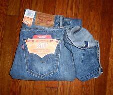 Levis 501 Poids Lourd 503ml Redline ( Ligne Rouge) Lisières Jeans Original