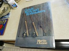 Classic Rods and Rodmakers, by Martin J. Keane, 1st. ed. 1976