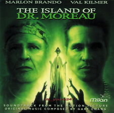 The Island of Dr. Moreau-Bande originale [1996] | Gary Chang | CD