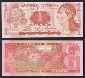 Honduras 1 lempira 2008 FDS/UNC  A-05