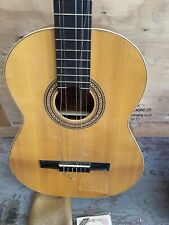 More details for lovely old original spanish  bm sevilla classic guitar with case