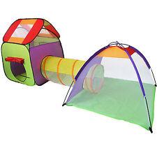 KIDUKU® Tenda per bambini igloo pop up tunnel + borsa Tenda da gioco giardino