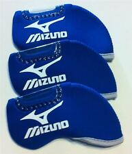 10 x Iron Head Covers - Suit Mizuno - New - Blue