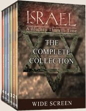 Israel : A Journey Through Time DVD, 6-Disc Set