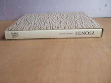 Jean LEYMARIE : Apel.les FENOSA. Editions Skira 1993 avec étui. SCULPTURE