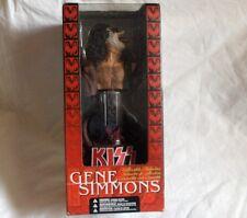 KISS - Gene Simmons Statue Demon, ca. 18cm  -Neu,OVP,RARITÄT