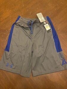 Boys Under Armour Shorts- Size Medium (10-12) NWT