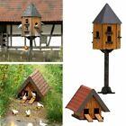 BUSCH HO SCALE 1/87 PIGEON & DUCK HOUSE | BN | 1521