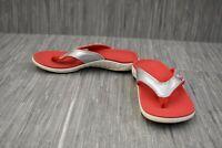 **Ironman HOA Flip Flop - Women's Size 5, Red