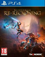 Kingdoms of Amalur - Re-Reckoning For PS4 (New & Sealed)