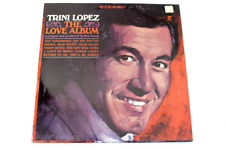 Trini Lopez The Love Album Don Costa R 6165 Sad Tomorrows Vintage Vinyl Record