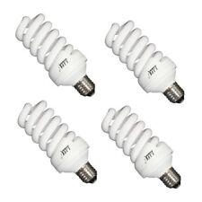 4x Tageslicht-Lampe 5400 K 30 W Energiesparlampe Foto-Lampe Ersatz-Leuchtmittel