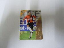 Carte France  Foot 2009 - N°048 - Lorient - Rafik Saïfi