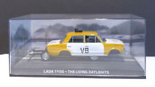 Voiture Miniature 1:43, James Bond 007 LADA 1500 avec diorama The Living Daylights 518