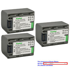 Kastar Replacement Battery Pack for Sony NP-FP70 NP-FP71 Sony DCR-HC46 DCR-HC65