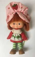 Vintage Strawberry Shortcake Doll American Greetings 1979 Hong Kong