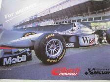 West McLaren Mercedes MP4/12 1997 #10 David Coulthard (GBR)