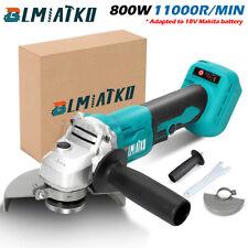 Akku Winkelschleifer Flex 125mm 18V Trennschleifer Schleifmaschine Für Makita