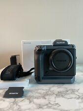 FUJIFILM GFX 100 102MP Digital SLR Camera - Black (Body Only) Mint Condition