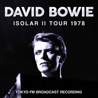 David Bowie - Isolar II Tour 1978 [CD]