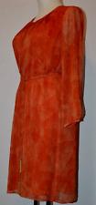 SAMOON by Gerry Weber Damenkleid Größe 48 NEU Chiffonkleid UVP 129,99