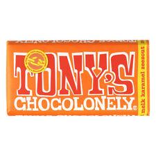 Tonys Chocolonely  Karamell-Meersalz-Schokoladentafel  3 x 180g Jetzt  € 11,99