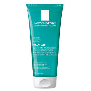 La Roche-Posay Effaclar Micro-Peeling Purifying Gel 200ml NEW